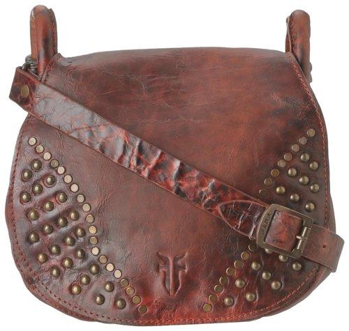 Frye  Vintage Stud Cross-Body Handbag