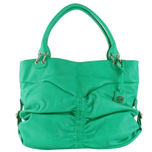 Jessica Simpson JS5131 Trish Tote Bag – Emerald