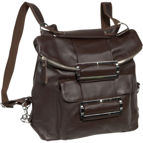 AmeriLeather Rococo Leather Handbag / Backpack