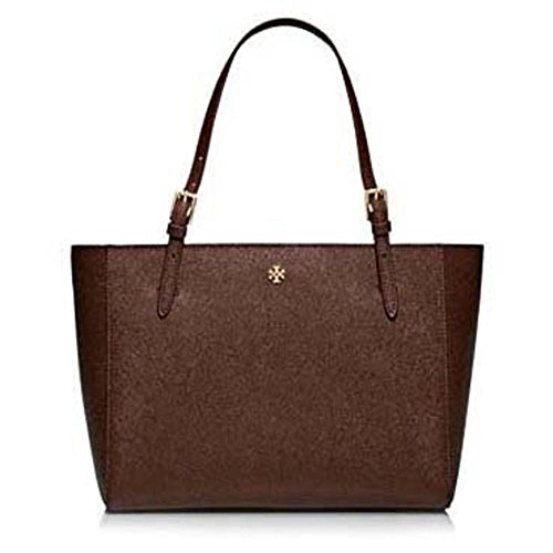 Tory Burch York Buckle Womens Leather Tote