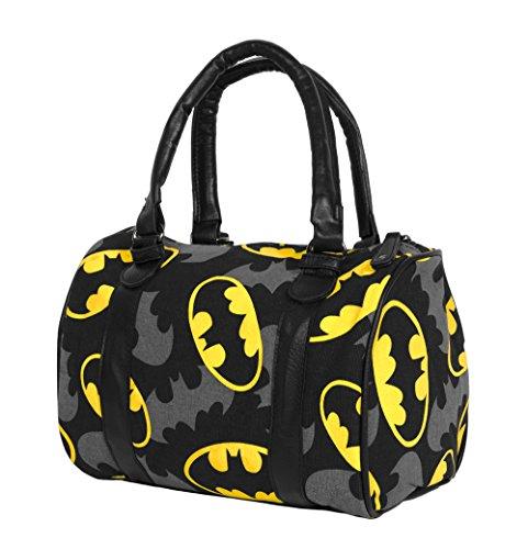 DC Comics Batman Logo Satchel Bag