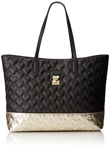 Betsey Johnson Be Mine Again Tote Handbag Shoulder Bag