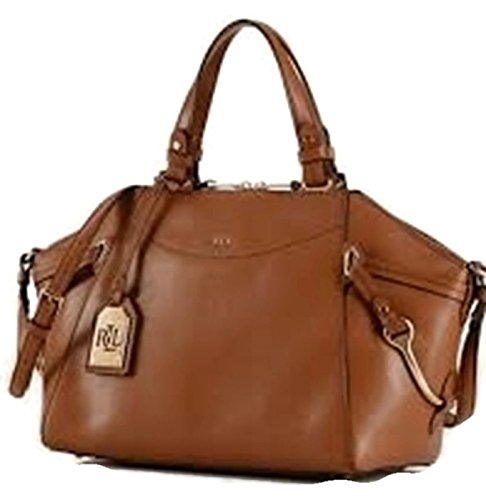 Lauren Ralph Lauren Woodbridge Satchel Tote