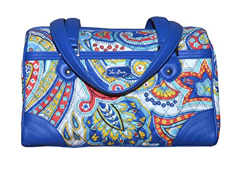 Vera Bradley Caroline Leather Trim Bag