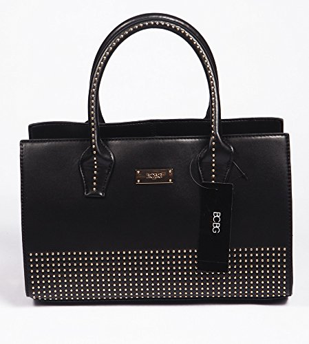 BCBG PARIS Handbag Studded story Bag,Stylish Bag, Regular Size, 2014/2015 Collection[Apparel],Available on different Colors