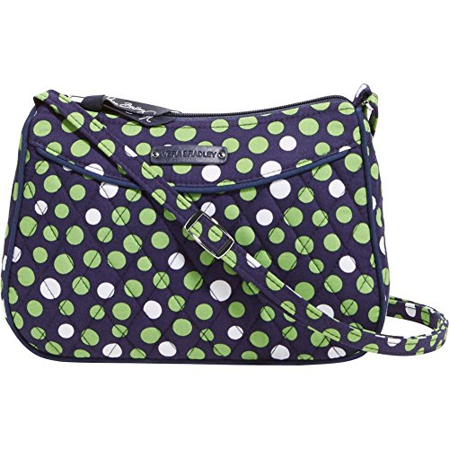 Vera Bradley Little Crossbody (Lucky Dots)