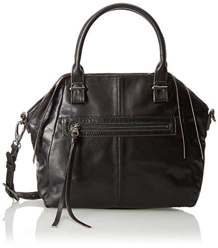 Elliott Lucca Faro Medium Satchel, Black, One Size