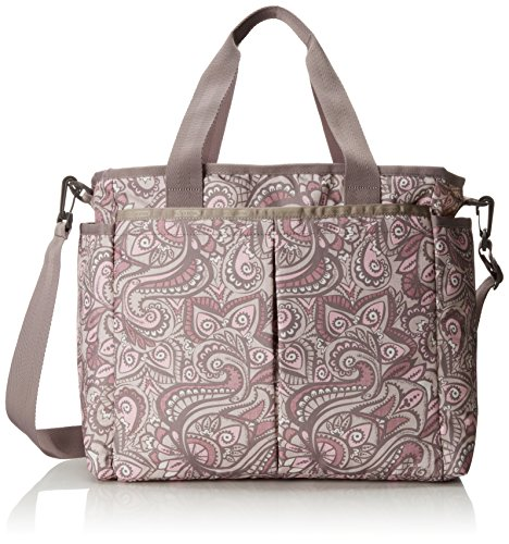LeSportsac Ryan Baby Diaper Bag Carry On