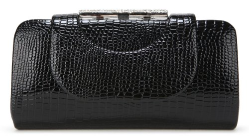 Scarleton Flap Croc Evening Clutch H3333