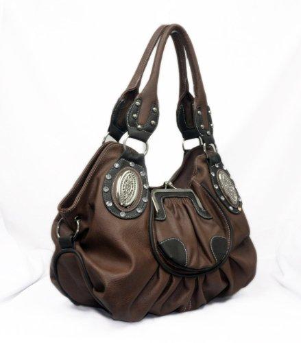 """In Style """"031"""" High Quality Hobo Designer Inspired Handbag"""