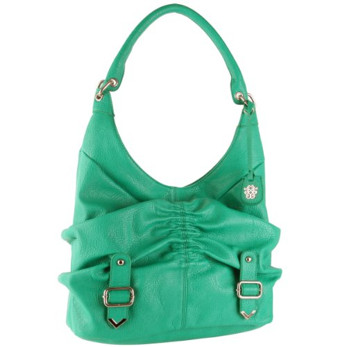 Jessica Simpson JS5132 Trish Hobo Bag – Emerald