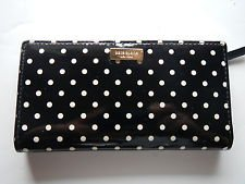 Kate Spade Stacy Camden Avenue Black/Cemn Wallet