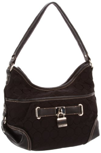 Nine West 9s Jacquard Small Hobo Handbag
