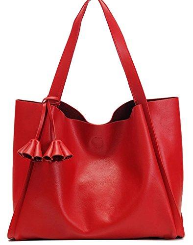 Heshe Hot Sell Women's Genuine Leather Leopard Lash Package Cross Body Shoulder Bag Handbag Top-handle Purse Messenger Bag