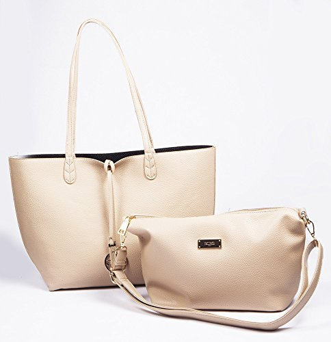 BCBG PARIS Handbag Convertible Reversible Bag,Stylish Bag, Regular Size, 2014/2015 Collection[Apparel],Available on different Colors