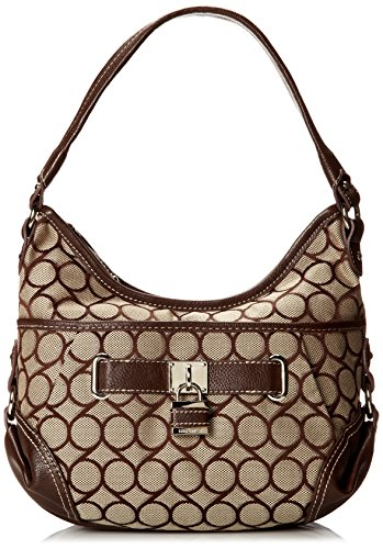 Nine West 9s Jacquard Small Hobo Handbag