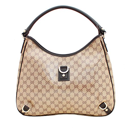 Gucci GG Fabric Single Handle Satchel 804748328 – Medium