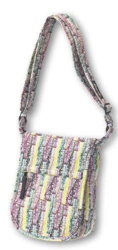 KAVU Kicker Shoulder Bag, Autumn Trellis, One Size