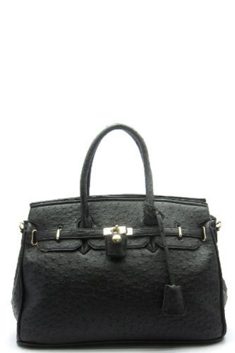 MyLux Handbag Ostrich Style 3