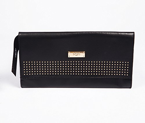 BCBG PARIS Handbag Studded Story Clutch Bag,Stylish Bag, Regular Size, 2014/2015 Collection[Apparel],Available on different Colors