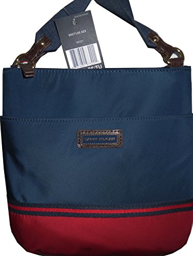 Tommy Hilfiger Crossbody X Bag Canvas Navy