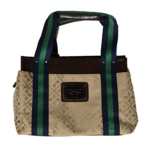 Tommy Hilfiger Hangbag Small Iconic Purse Tan