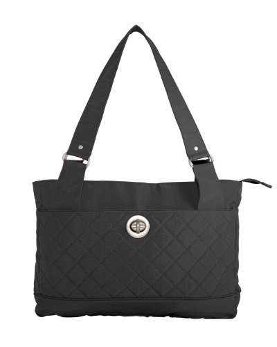 Baggallini Luggage Montreal Quilted Tote Bag