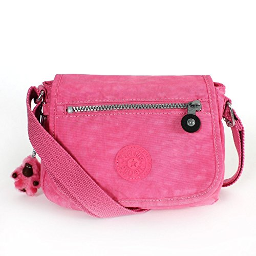 Kipling Sabian Crossbody Mini Bag Bubble Gum
