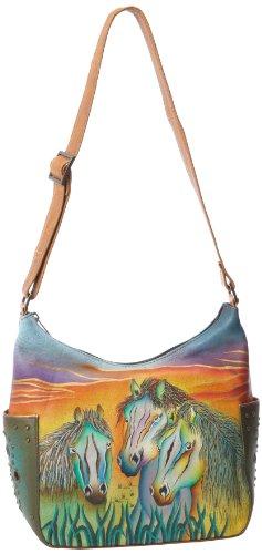Anuschka 433 Shoulder Bag
