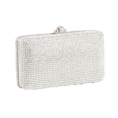 SARO LIFESTYLE HB034 Handbag, Silver