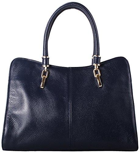 Heshe Cowhide Soft Genuine Leather Shoulder Bag Top-handle Crossbody Handbag Purse Messanger Travelling Business