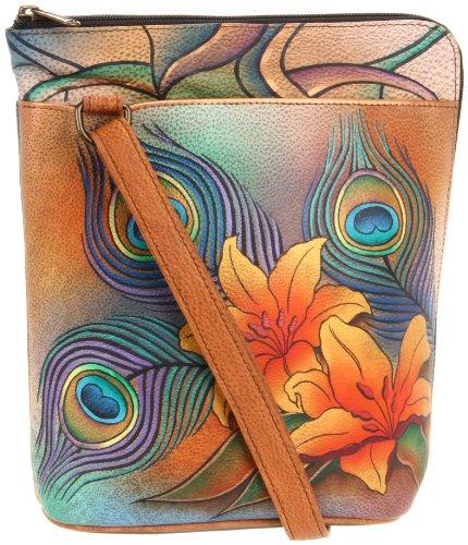 Anuschka 493 PKL Shoulder Bag