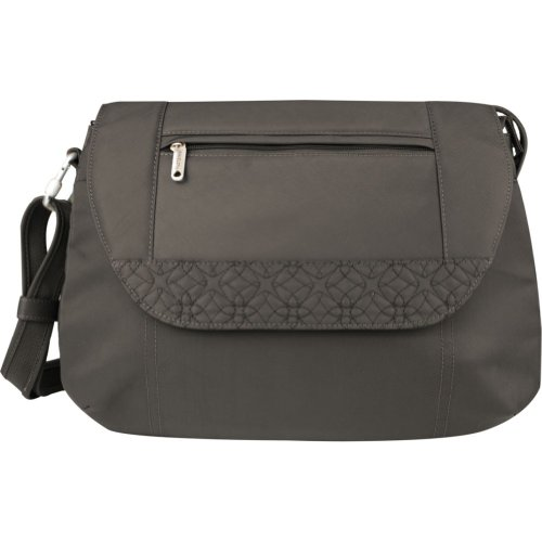Travelon Anti-Theft Cross-Body With Stitching