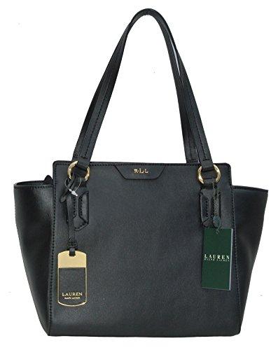 Lauren Ralph Lauren Handbag, Leather Tote