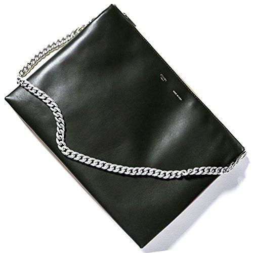 Celine Women's Triple Pocket Zipper Bag