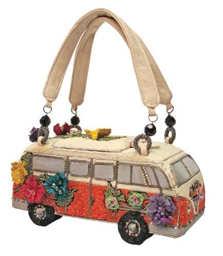 Mary Frances Get On The Bus Handbag