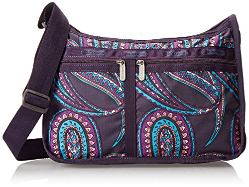LeSportsac Deluxe Everyday Handbag,Hope Paisley,One Size