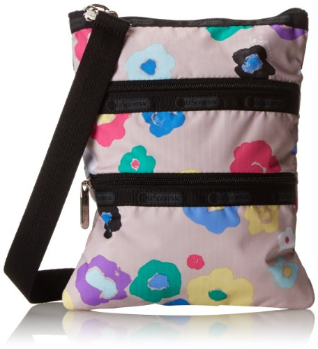 LeSportsac Kasey Cross-Body Handbag,Tuileries,One Size