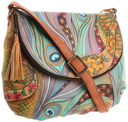 Anuschka 482 DNP Shoulder Bag