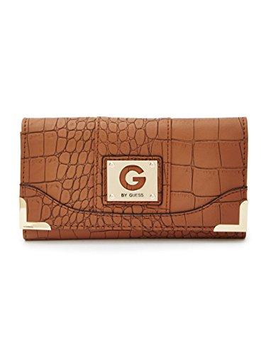 G by GUESS Women's Georgine Slim Wallet