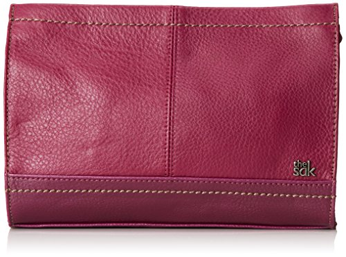 The Sak Iris Demi Cross Body Clutch Handbag