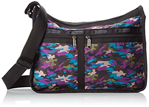LeSportsac Deluxe Everyday Handbag,Contempo Camo,One Size