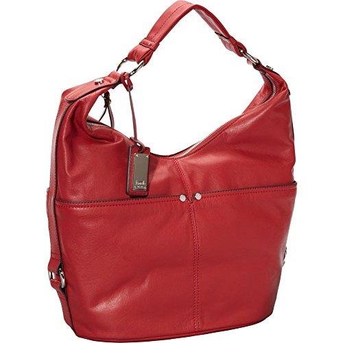 Tignanello Polished Pocket Shoulder Bag