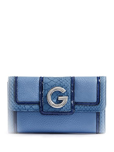 G by GUESS Women's Madina Checkbook Wallet