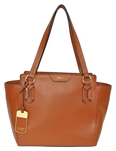 Lauren Ralph Lauren Handbag, Leather Tote