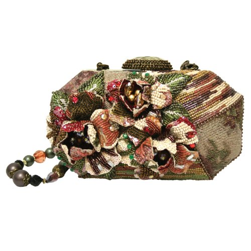Mary Frances Cinnamon Toast Handbag