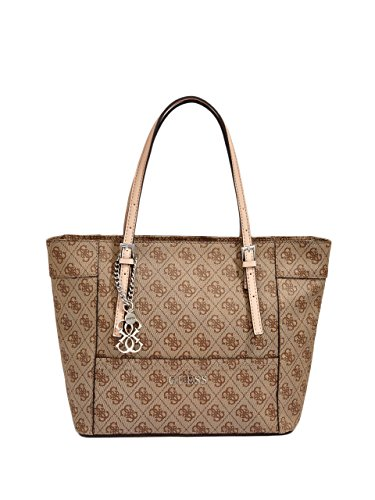 GUESS Women's Delaney Logo Small Tote