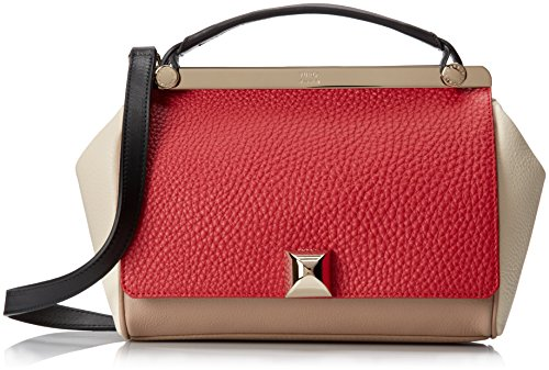 Furla Cortina S Shoulder Bag, Cabernet/Caramello, One Size