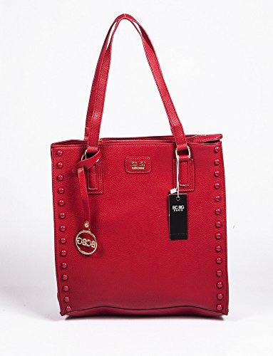 BCBG PARIS Handbag Stuffed bag,Stylish Bag, Regular Size, 2014/2015 Collection[Apparel],Available on different Colors