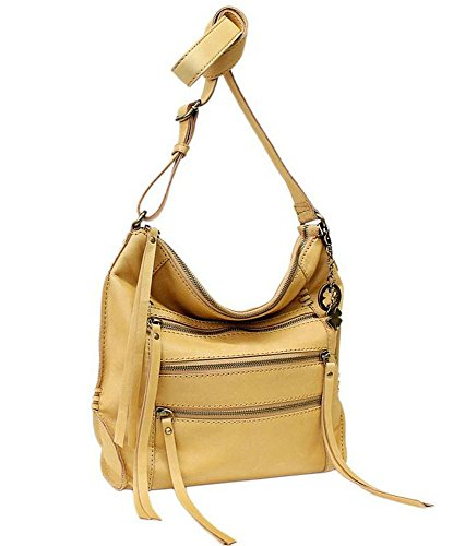 Lucky Brand Shannon Leather Crossbody